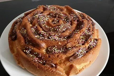 Gâteau de savoie Thermomix par Jomaze