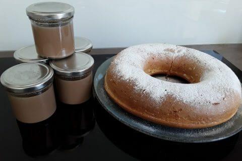 Gâteau mollet Ardennais Thermomix par Jomaze