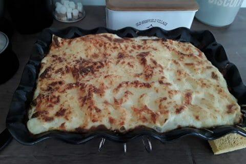 Lasagnes au saumon et poireaux Thermomix par Jomaze