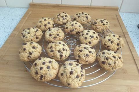 Cookies américains Thermomix par Gabriellhella