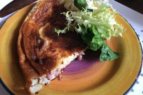 Quiche sans pâte Thermomix par Sunshine25870