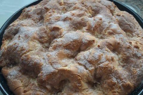 Zimmetkuche – gâteau à la cannelle Alsacien Thermomix par Edith67
