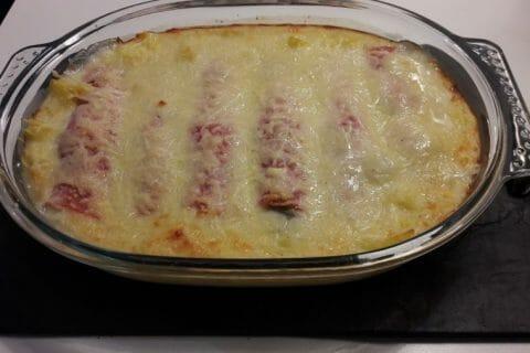 Roulés gratinés de jambon aux légumes Thermomix par Madnath