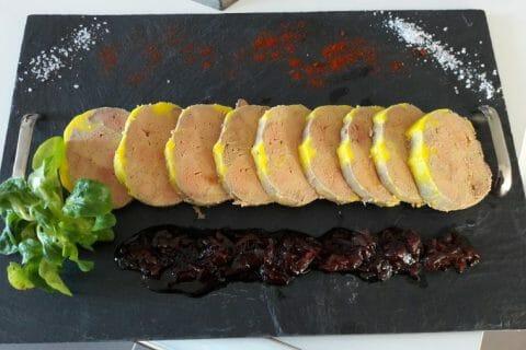 Foie gras Thermomix par Madnath