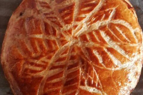 Pâte feuilletée en escargot Thermomix par Vrotte