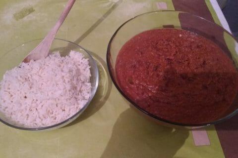 Chili con carne Thermomix par Toto45600