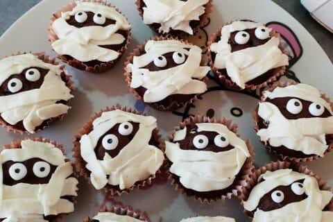 Cupcakes momie Thermomix par Ahirou21