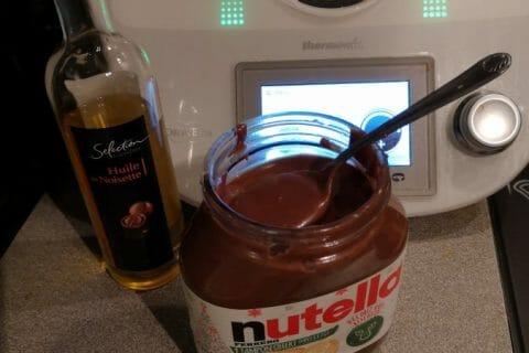 Nutella Thermomix par Soliemti