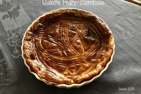Galette Franc Comtoise Thermomix par NONO67