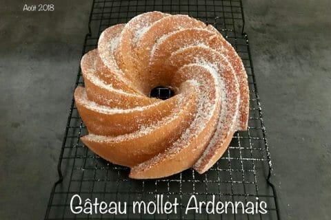 Gâteau mollet Ardennais Thermomix par NONO67
