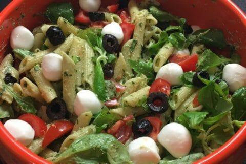 Salade de penne à l'italienne Thermomix par CC25