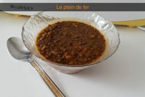 Soupe de lentilles – 3dess Thermomix par Andye