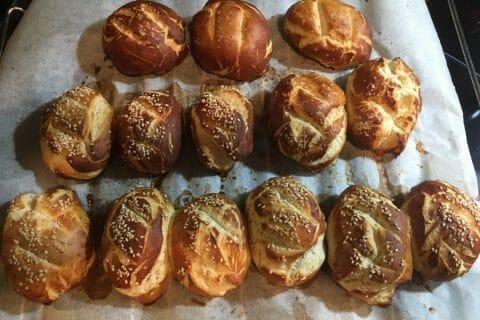Mauricette – Petits pains alsaciens Thermomix par bea