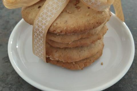 Biscuits au sésame au Thermomix
