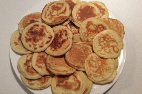 Blinis Thermomix par Coolbrook