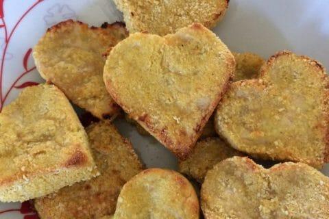 Nuggets de poulet Thermomix par Melr36