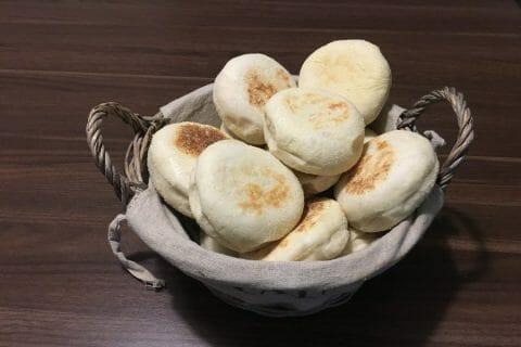 Muffins anglais Thermomix par KarineKK