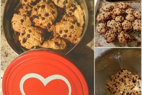 Cookies américains Thermomix par Pika87