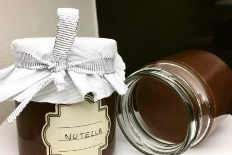 Nutella Thermomix par Laetitia Kuala Lumpur