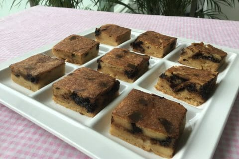 Pudding au pain Thermomix par Laetitia Kuala Lumpur