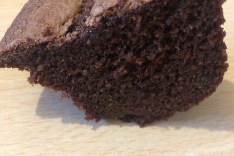 Gâteau au chocolat et courgettes Thermomix par baboudu35