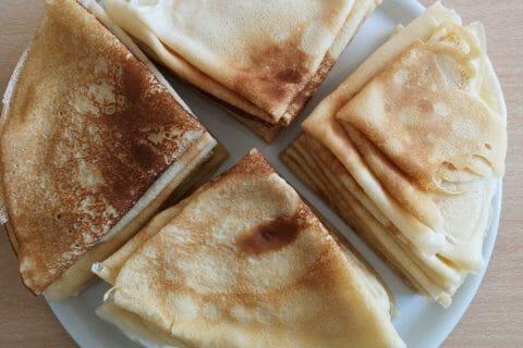 Pâte à crêpes Thermomix par Babou