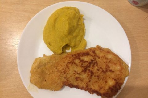Escalopes milanaises Thermomix par Babou