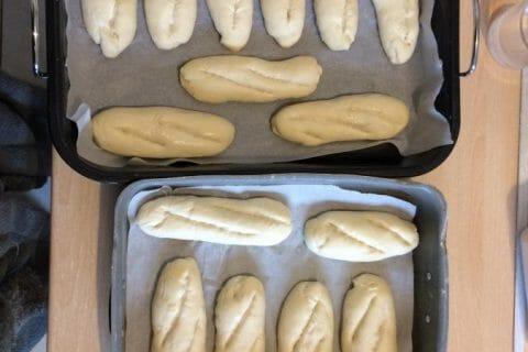 Baguettes Thermomix par Babou