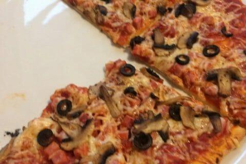 Pâte à pizza Thermomix par Babou