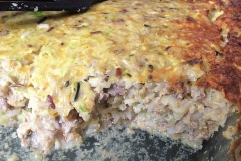 Courgettine Thermomix par Babou