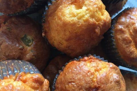 Muffins au chorizo Thermomix par Nathermomix28.