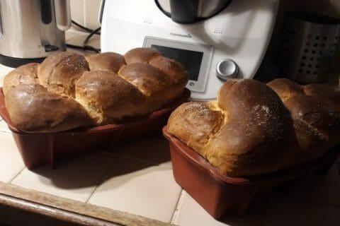 Brioche du boulanger Thermomix par Cilou6334