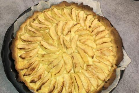 Tarte aux pommes alsacienne Thermomix par Nanny