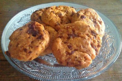 Cookies au chorizo Thermomix par Hippolu