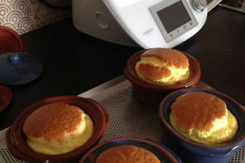 Soufflé au fromage Thermomix par Hippolu