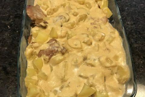 Filet mignon à la moutarde Thermomix par Orphea