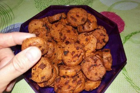 Cookies au chorizo Thermomix par MlleBunny