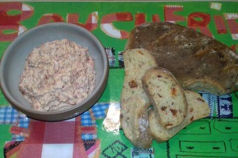 Petits pains au chorizo au Thermomix