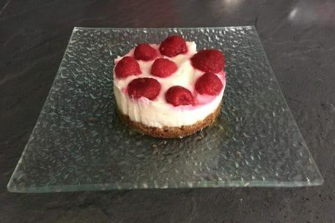 Tarte aux fraises sans cuisson Thermomix par Coralie1307