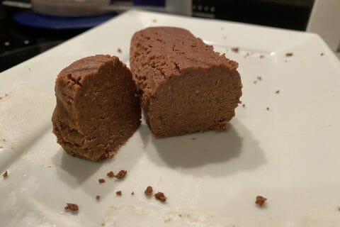 Mini bûches express aux marrons au Thermomix