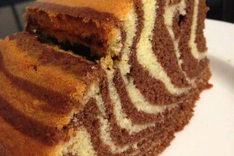 Gâteau zébré Thermomix par Olena