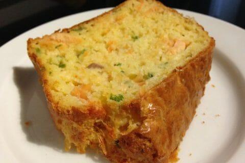 Cake au saumon Thermomix par Olena