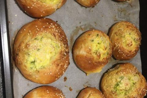 Poğaça – Petits pains Turcs à la Feta Thermomix par thermieve