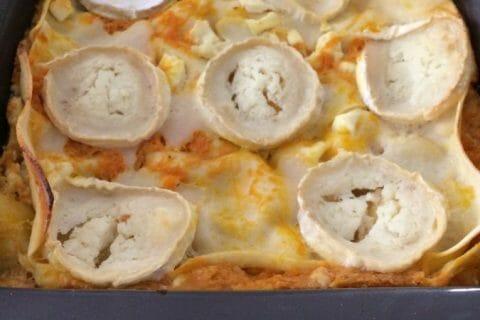 Lasagnes au potiron Thermomix par MarionBlanc