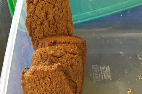 Spéculoos au Thermomix