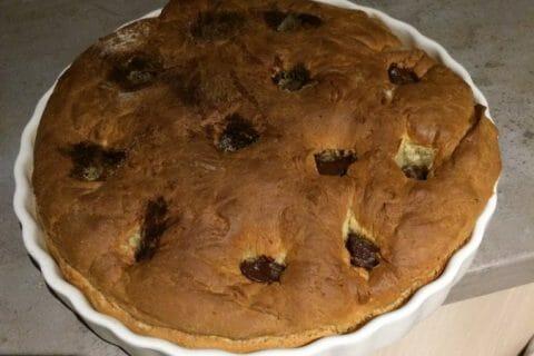 Zimmetkuche – gâteau à la cannelle Alsacien Thermomix par MarionBlanc