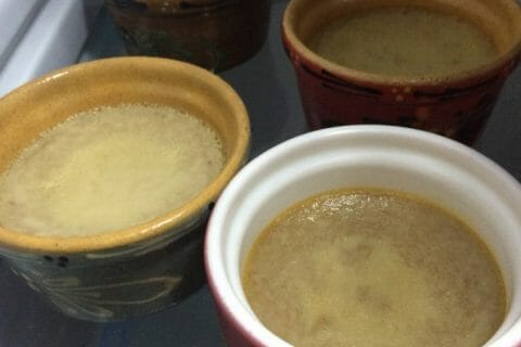 Petits pots de crème de marrons Thermomix par MarionBlanc