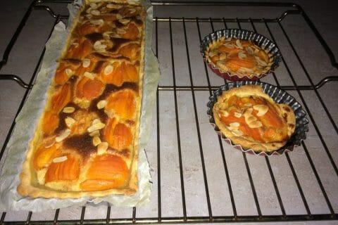 Tarte amandine aux abricots Thermomix par MarionBlanc