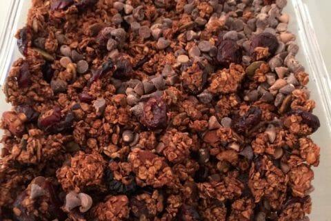 Granola au chocolat Thermomix par MarionBlanc