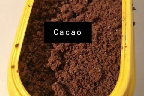 Cacao maison Thermomix par No42